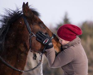 Richtiges Atmen überträgt sich nicht nur schnell auf den Sportpartner Pferd, sondern ist auch für Athleten anderer Disziplinen wichtig! © pixabay   werdepate