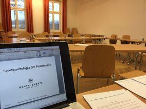Los geht´s! Gemeinsam mit den Teilnehmern meines sportpsychologischen Workshops habe ich einen Tag in Oberösterreich verbracht © Mental Sports Consulting