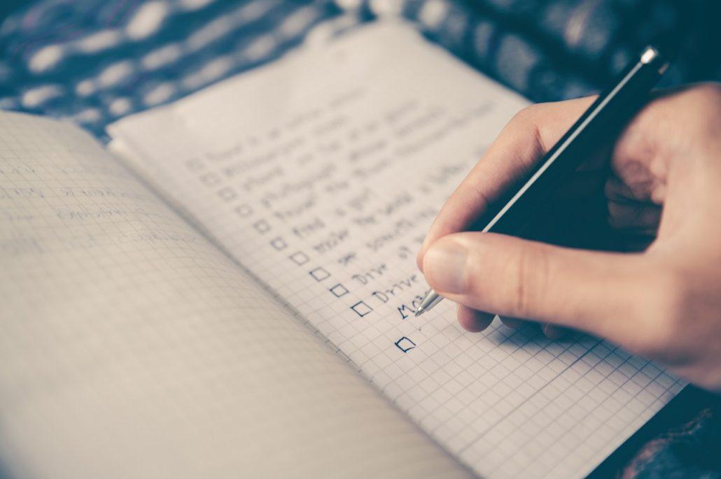 Neue - und alte - Ziele sind wichtig, um zum Jahresbeginn die (sportliche) Motivation zu steigern und zu erhalten. © pixabay