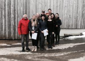 Mit diesem Gruppenbild ging ein toller Workshoptag  auf der Anlage von Bodo Battenberg zu Ende. Vielen Dank an alle TeilnehmerInnen