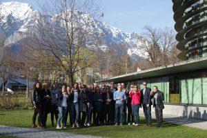 Für den Team-Workshop fanden sich Tirols Führungskräfte des BFI in Hall ein. © BFI