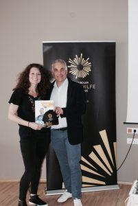 Vielen Dank an Stefan Leitner, Geschäftsführer der Südtiroler Sporthilfe, für die Einladung zum Workshop © Südtiroler Sporthilfe