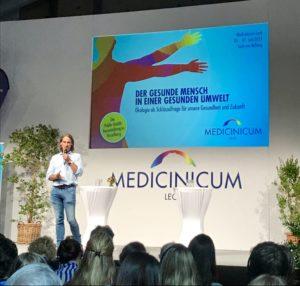 Richard David Precht lieferte spannende Denkanstöße im Sinne der informationellen Selbstbestimmung beim Medizincum Lech 2019