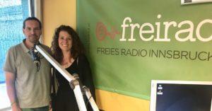 Mit Markus Felder von Radio Freirad durfte ich ein Gespräch zum Thema Umgang mit der digitalen Moderne führen.