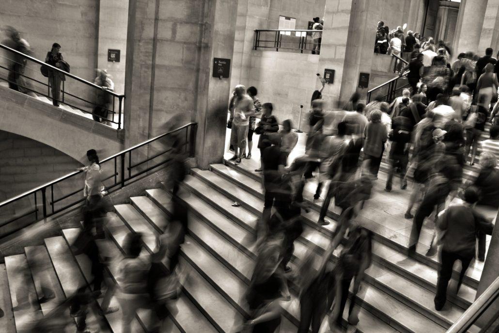 Wie schaffen wir es inmitten der digitalen Moderne unsere Selbststeuerung neu zu erlangen? © Jose Martin Ramirez | unsplash